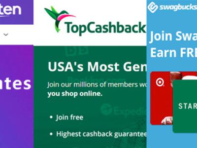 美国靠谱的Cashback返利网站推荐