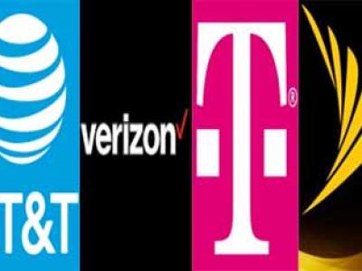 最新美国四大通信运营商Prepaid和Postpaid手机套餐总结