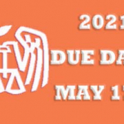 IRS将2021年Tax Day报税纳税截止日期延期至5月17日